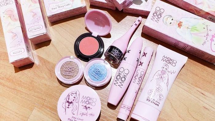 Ragam produk Moko Moko | Foto: beautynesia.id