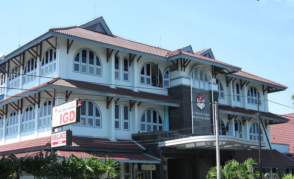 RS Panti Rapih pada 2012.