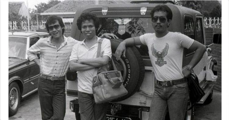 Karena Rudy demam panggung dan Nanu wafat pada 1983, jadilah Warkop digawangi oleh trio Kasino, Dono, dan Indro.