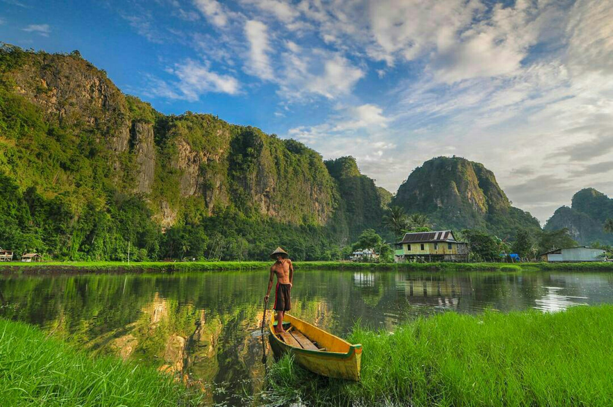 Rammang-Rammang | Foto: authentic-indonesia