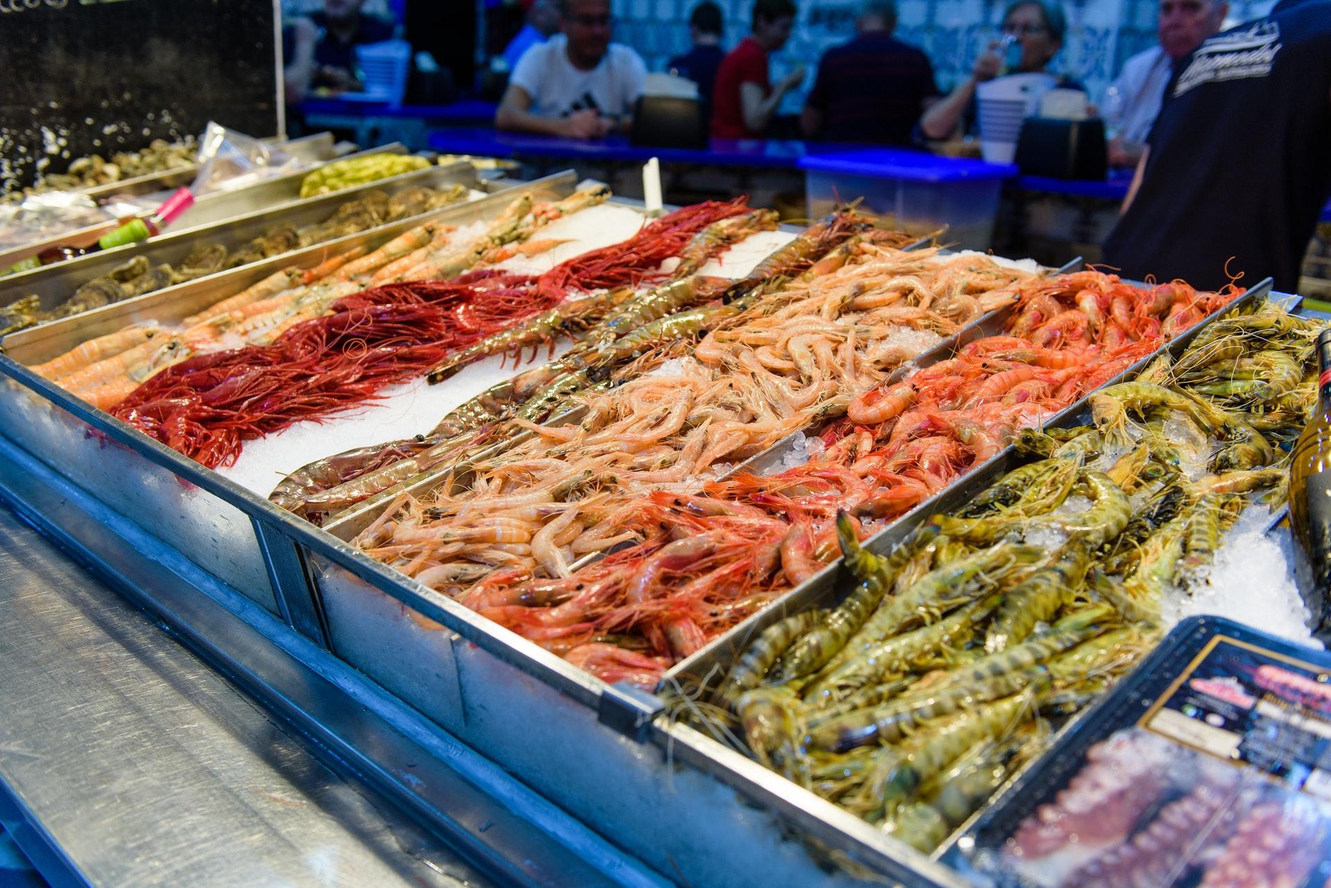 Permintaan ekspor seafood meningkat © Michal Mrozek/Unsplash