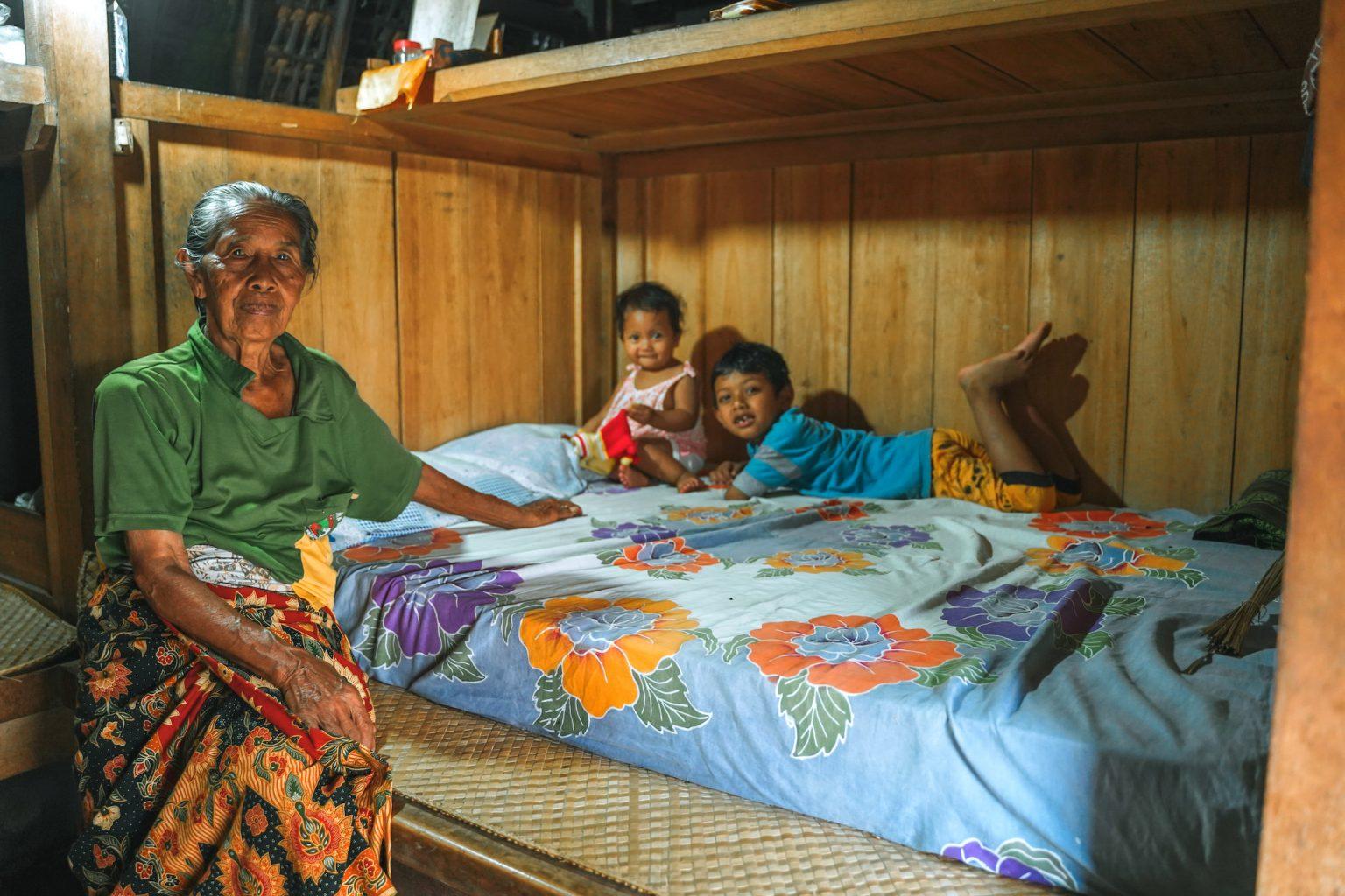Desa Penglipuran, Kabupaten Bangli, Bali | Foto: Dicky Bisinglasi/Cultura