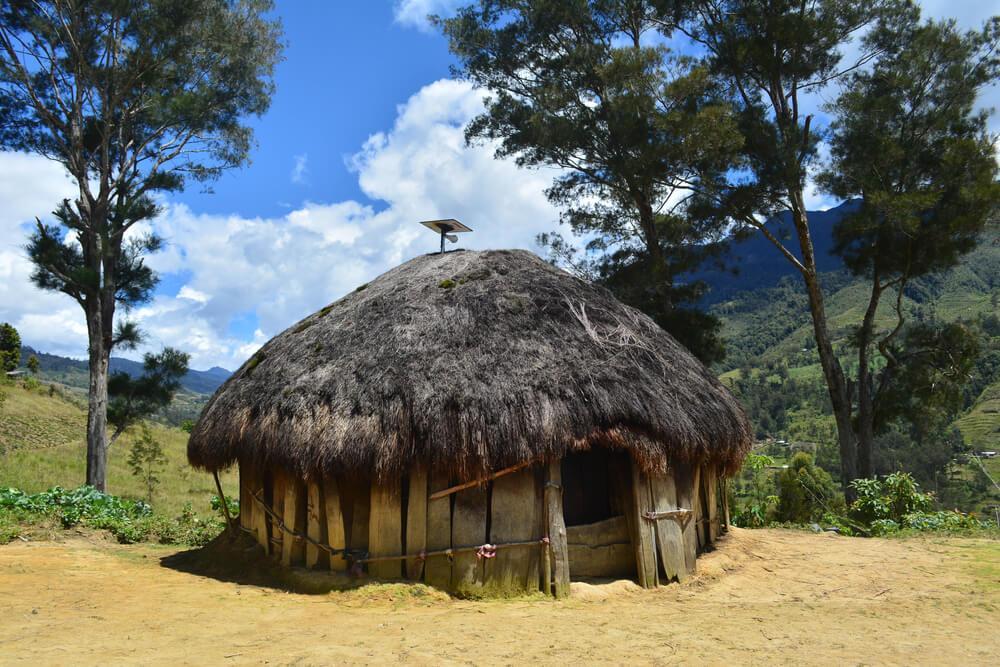 Rumah Honai Papua