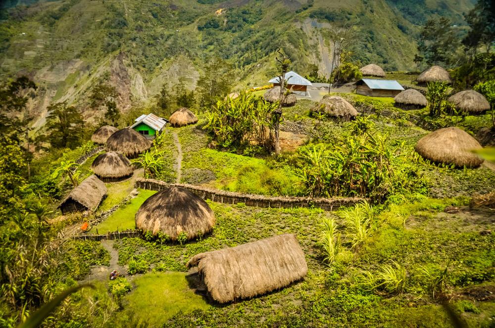 Papua, Titik Terdingin di Indonesia