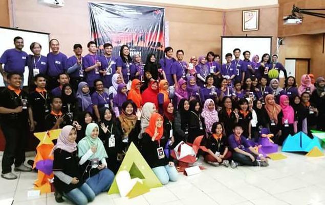 Konvensi Origami Indonesia 2017 © Dini Rahmiati