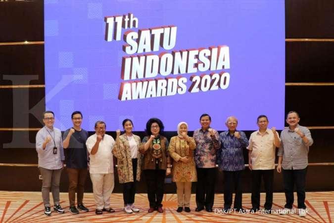 Para juri SATU Indonesia Awards 2020