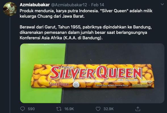 silverqueen