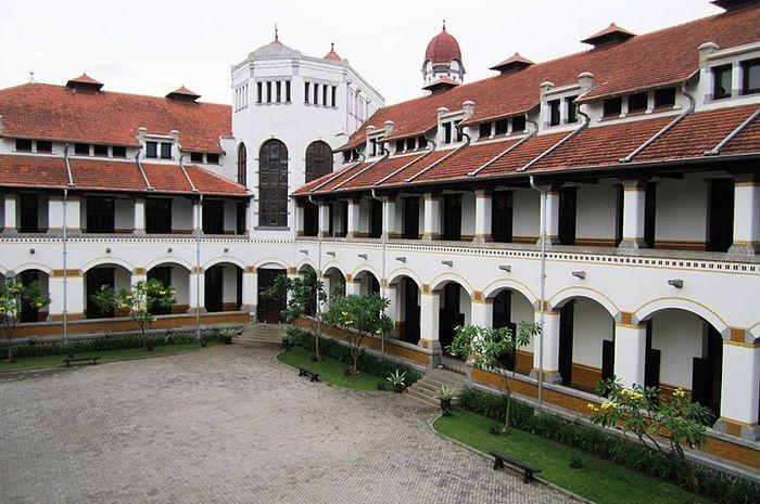 Museum Lawang Sewu © bobo.grid.id