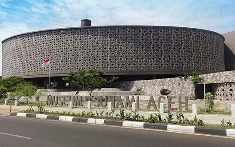 Museum Tsunami Aceh © bisnis-cdn.com