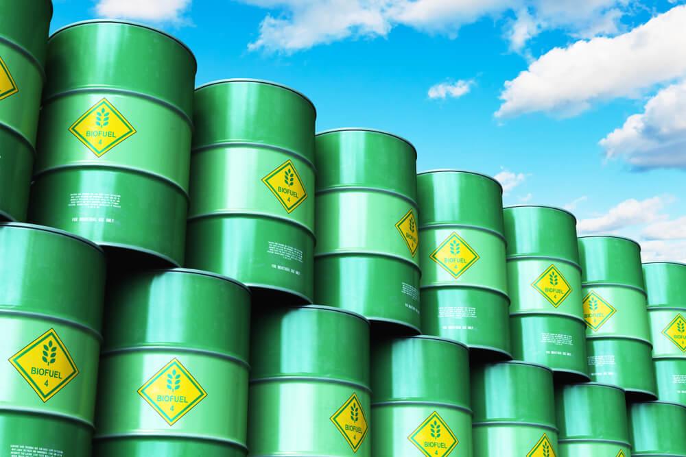 Tempat penyimpanan biodiesel © Shutterstock
