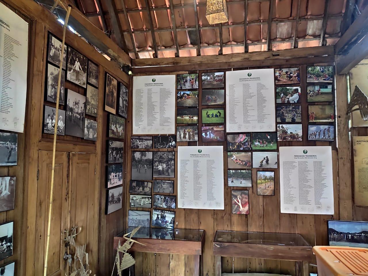 Museum Permainan Tradisional Indonesia