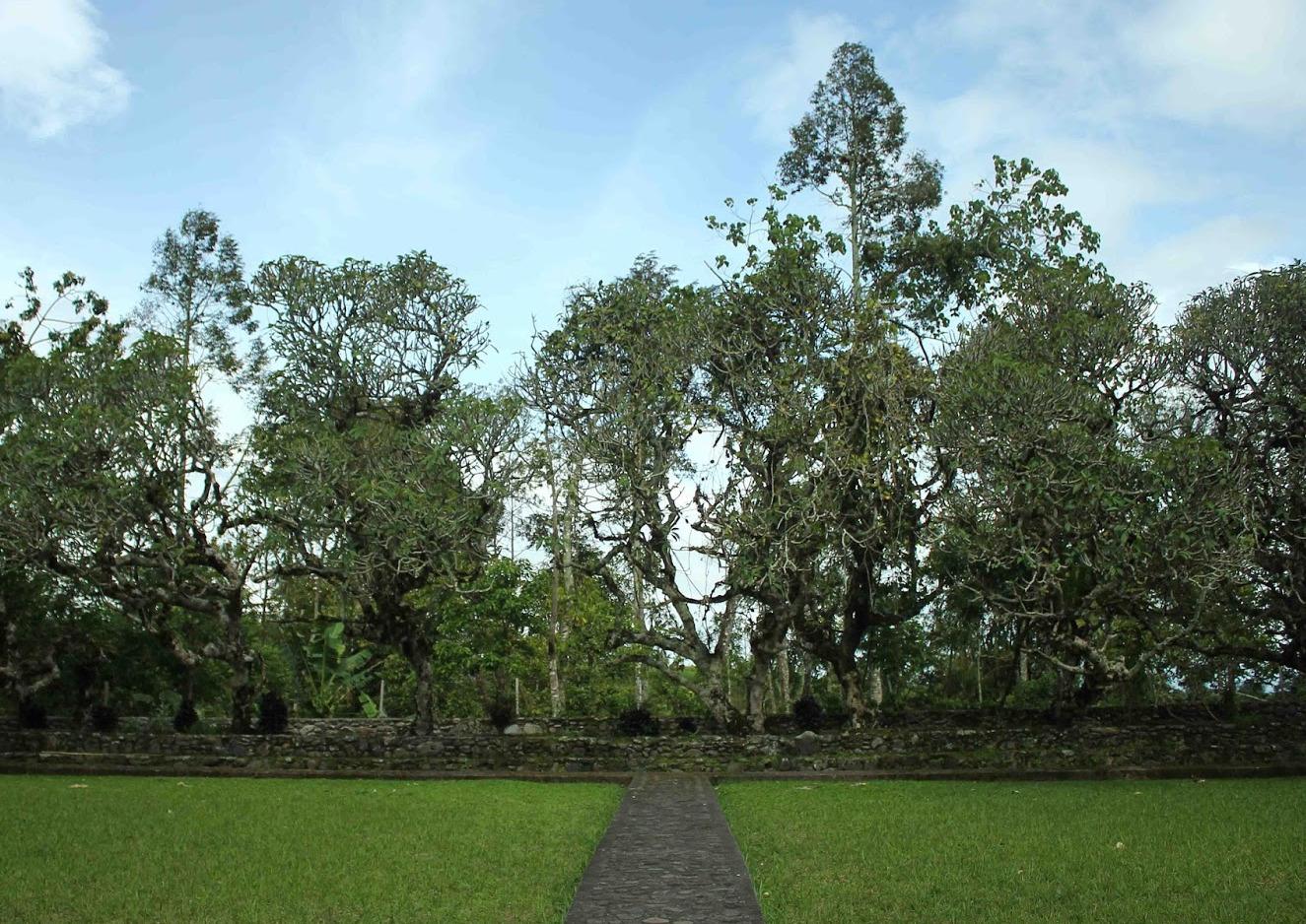 Area makam Datuk Tantajo Garhano