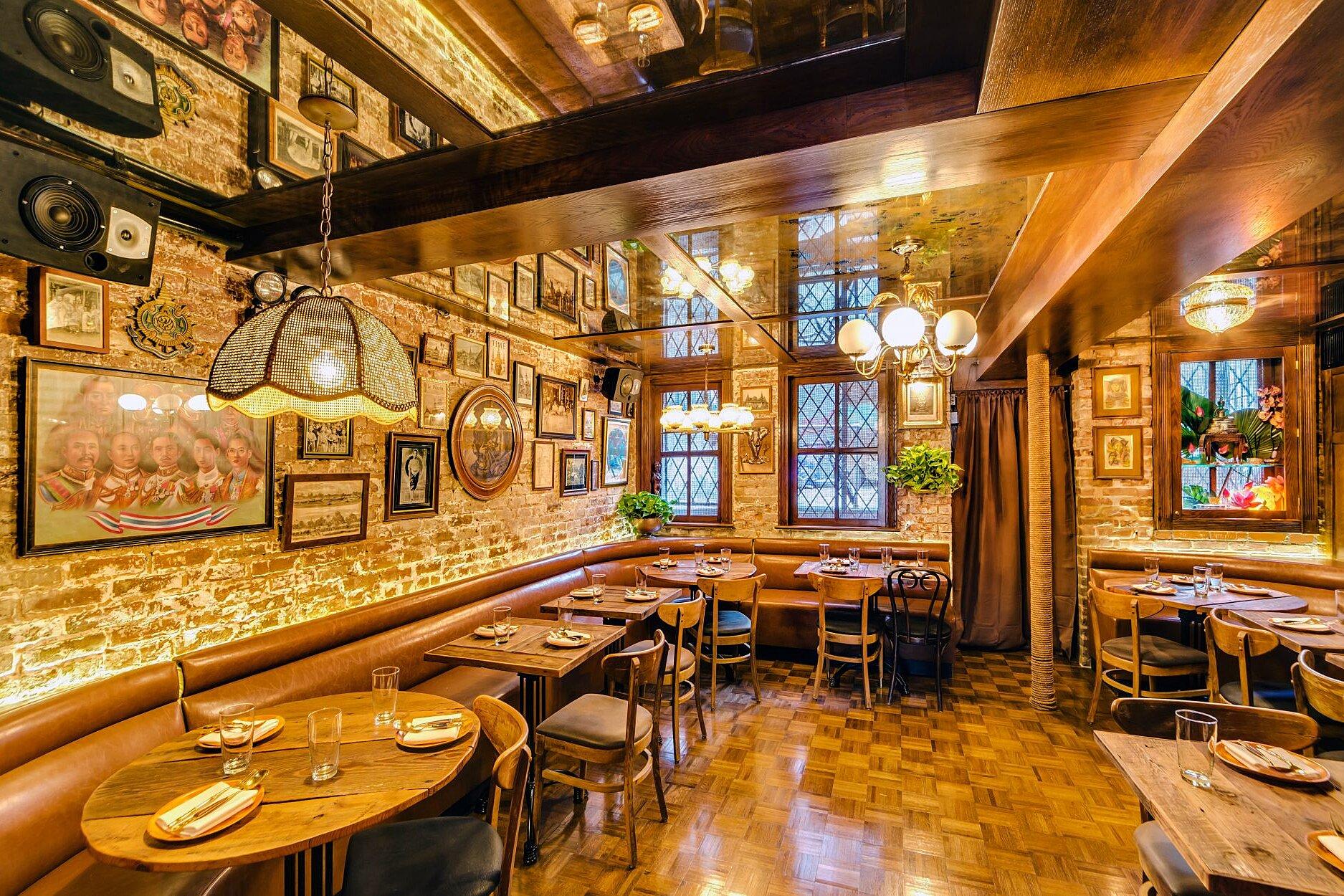 Sebuah Restoran Thailand di New York @ Travel + Leisure