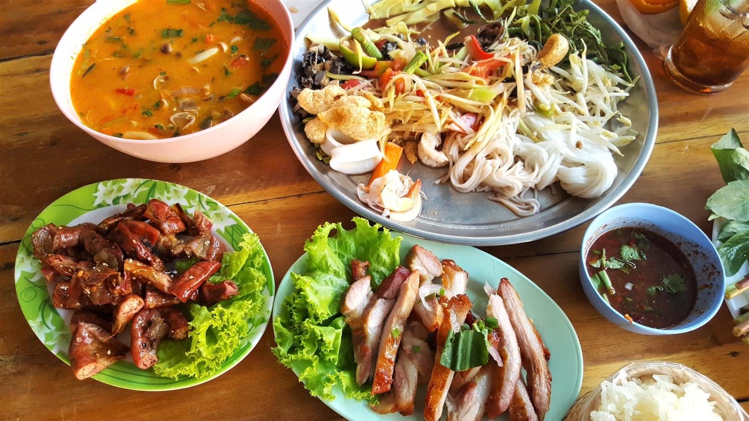 Makanan Thailand @ Unsplash.com