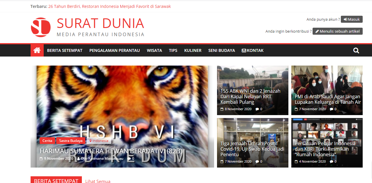 Kanal SuratDunia.com