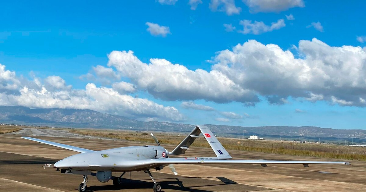 Drone Baykar made in Turki | Defense News