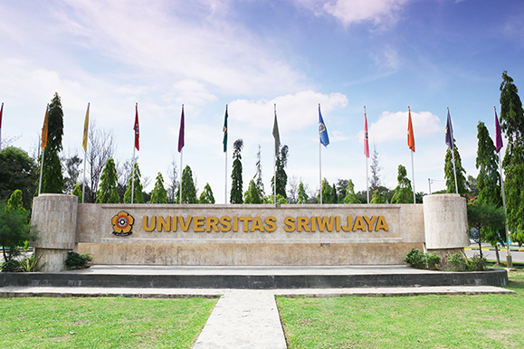 Kampus Universitas Sriwijaya
