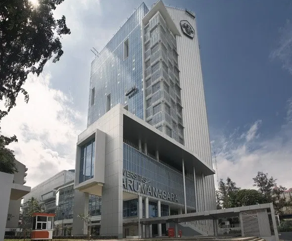 Gedung Kampus Universitas Tarumanegara