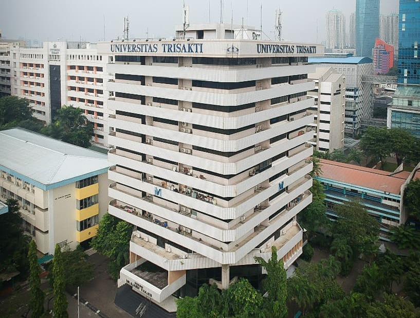 Gedung Kampus Trisakti