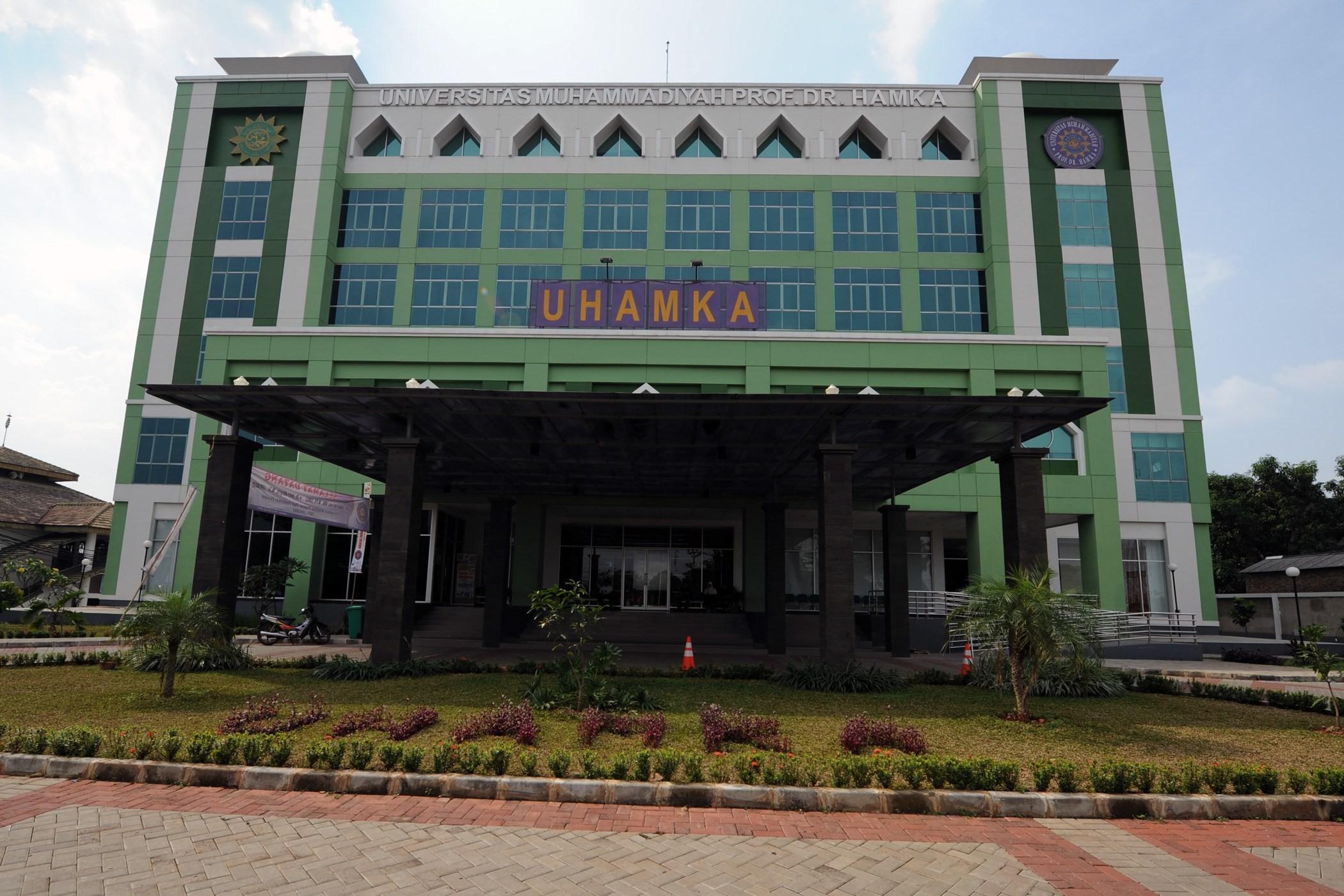 Gedung kampus UHAMKA