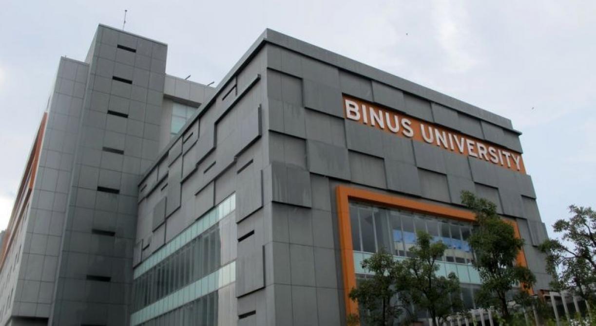 Kampus Binus Jakarta
