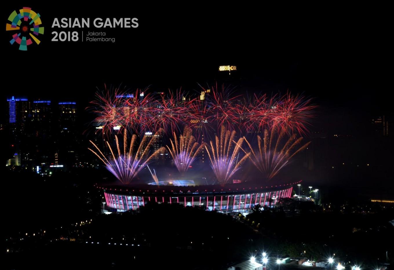 Penutupan Asian Games 2018 di Stadion GBK © Wendra Ajistyatama