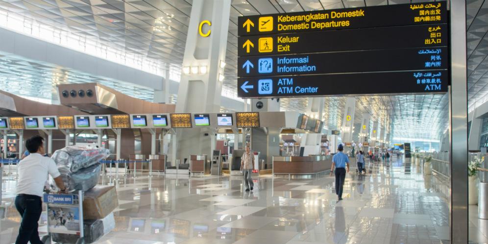 Bandara Soekarno-Hatta, menunggu bangkit | Trens Asia