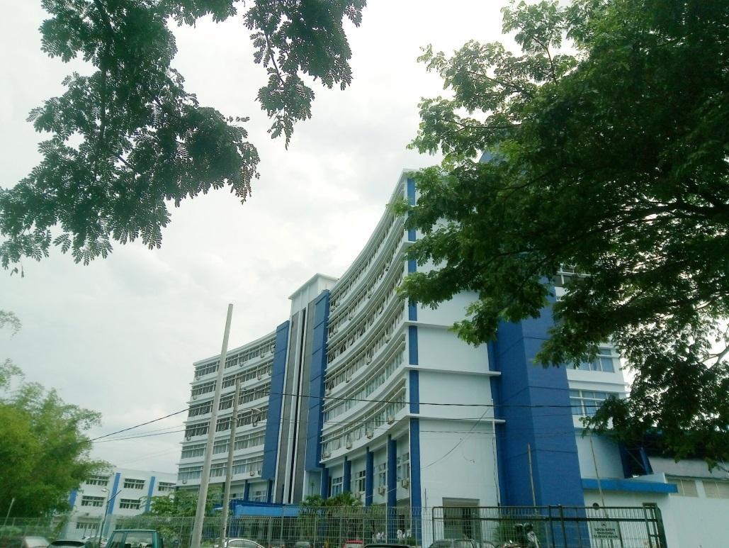 Salah satu gedung di Politeknik Negeri Malang © Polinema