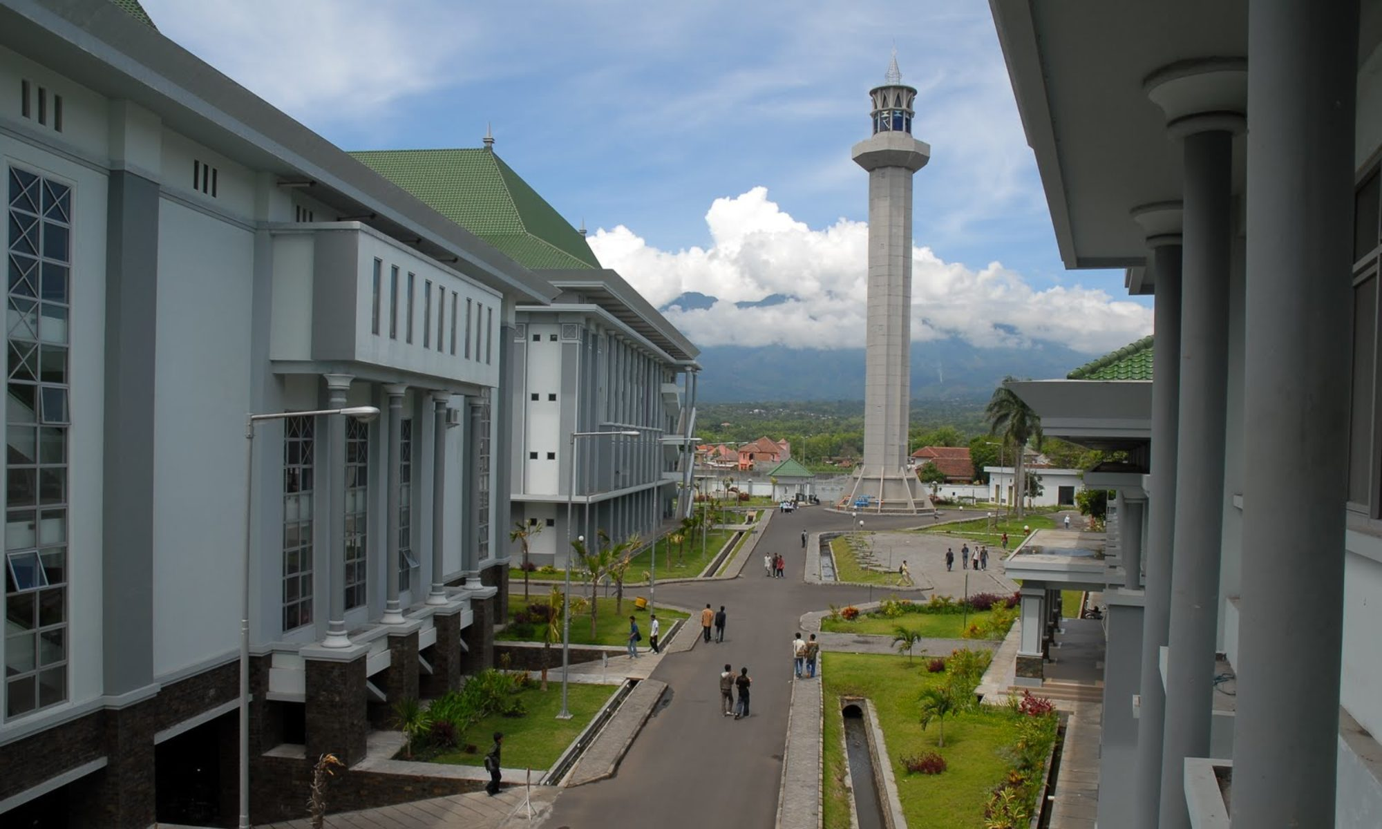 Area kampus UIN Malang © UIN Malang