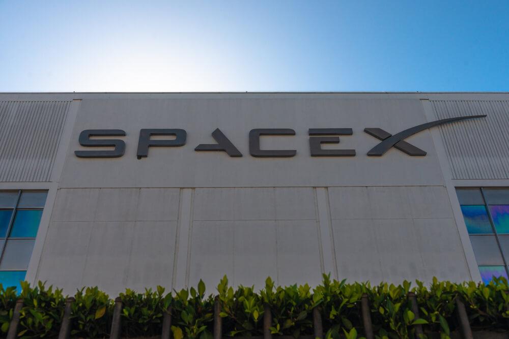 Peluncuran Space X di Indonesia