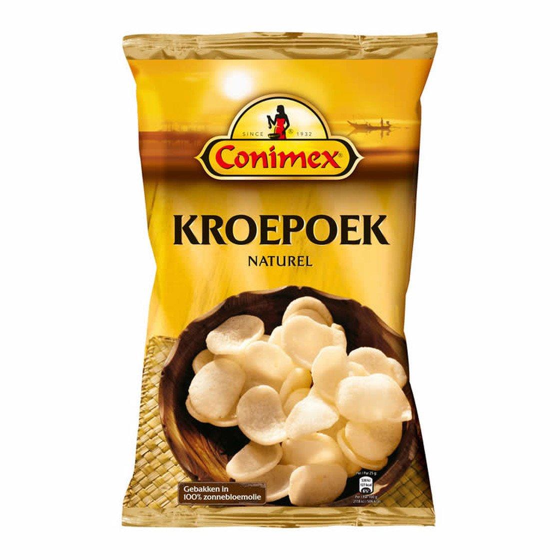 salah satu macam kroepoek di Belanda | foto: twitter