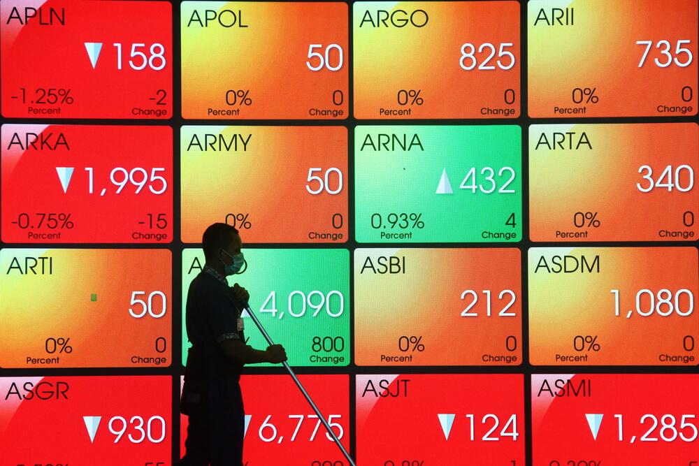 IPO Indonesia Terbanyak di Asean
