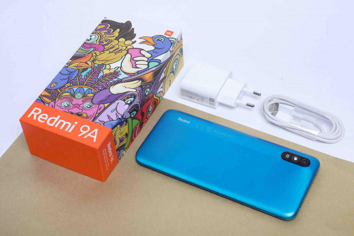 Ponsel Redmi 9A