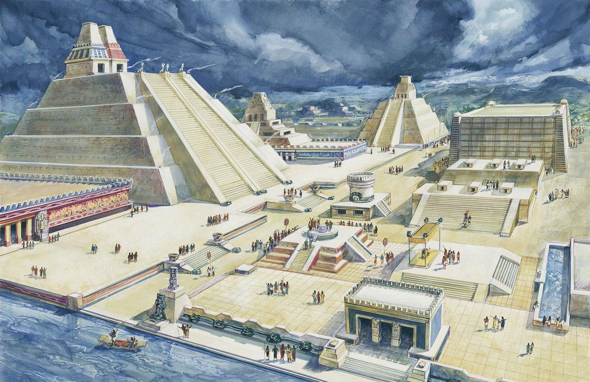 Sejarah kakao tidak pernah terlepas dari peradaban Aztek © Xenografi