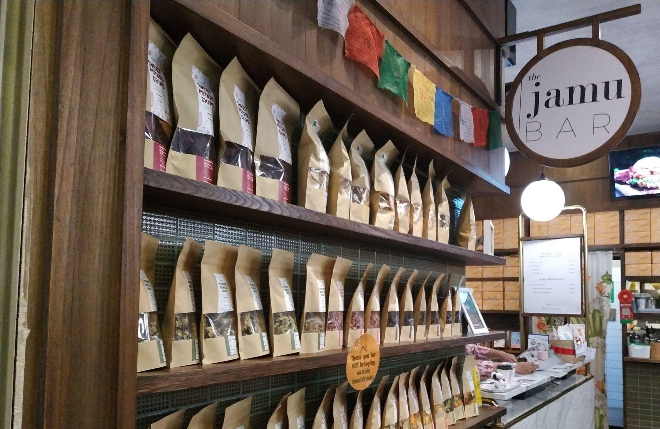 The Jamu Bar © Zomato.com