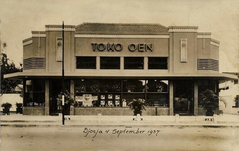 Toko Oen © Pepnews.com