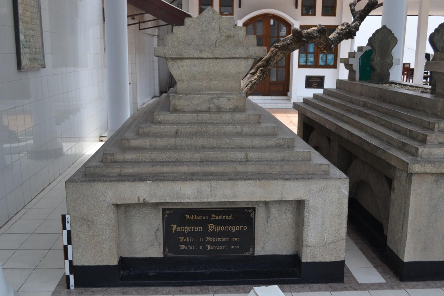 Makam Diponegoro.