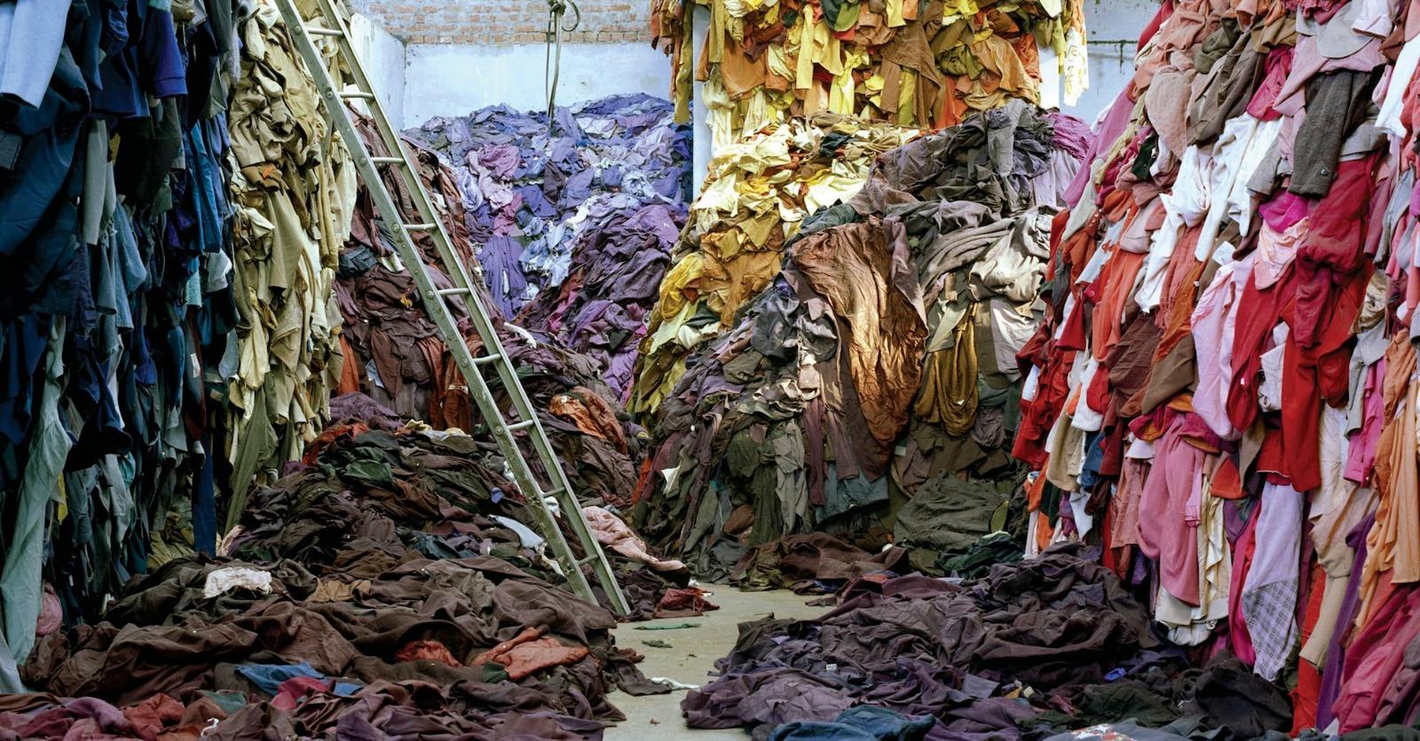 Limbah pakaian © Zerowaste.id