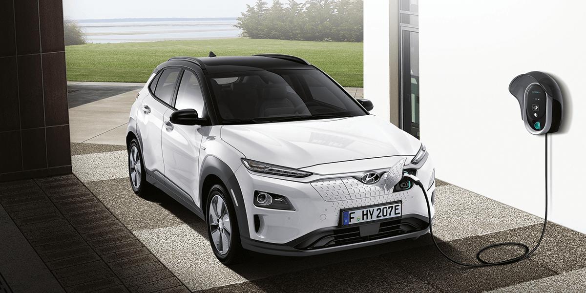 Hyundai Kona Electric, menuju ke sana | Electrive.com