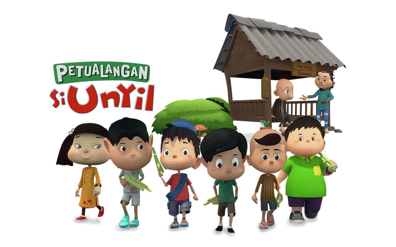 Petualangan Si Unyil | Foto: Vidio.com