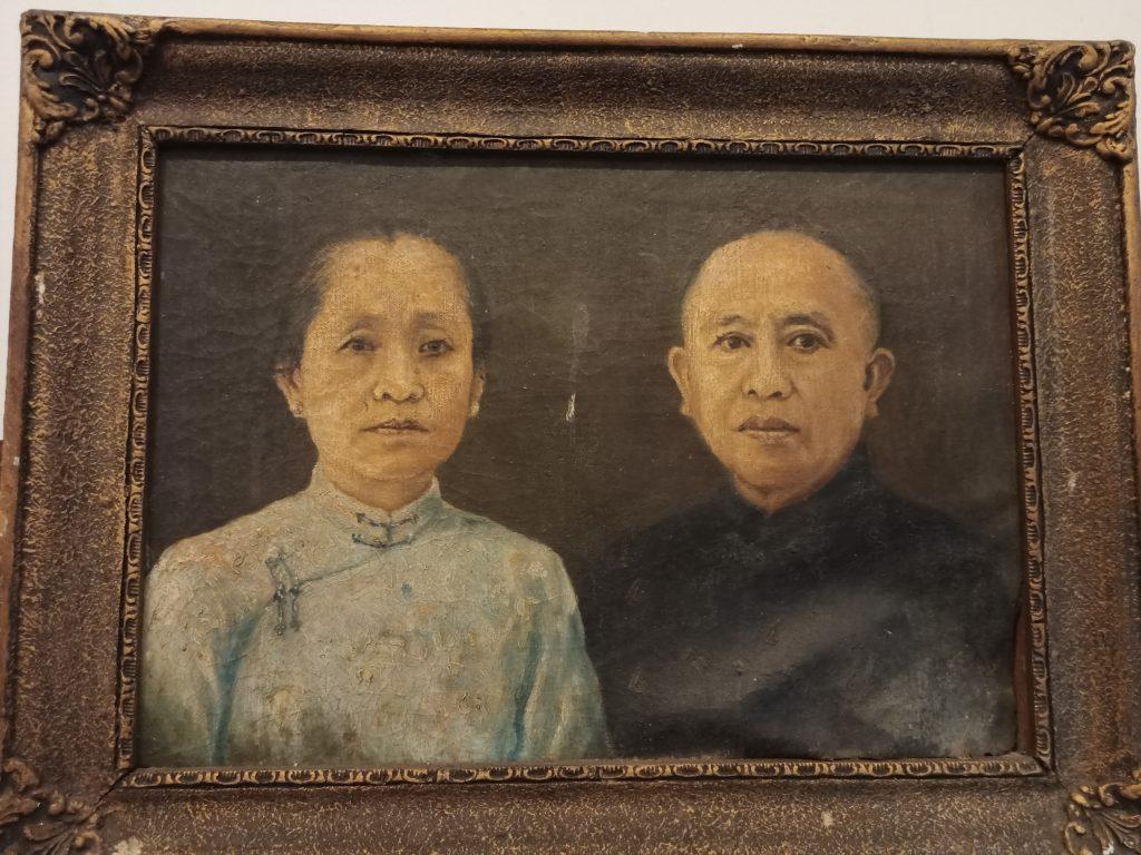 Tan Ek Tjoan dan istri, Phoa Kie Nio © Vifamedia.com