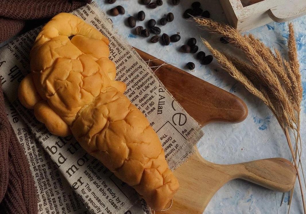 Roti buaya Tan Ek Tjoan © Instagram: rotilegend
