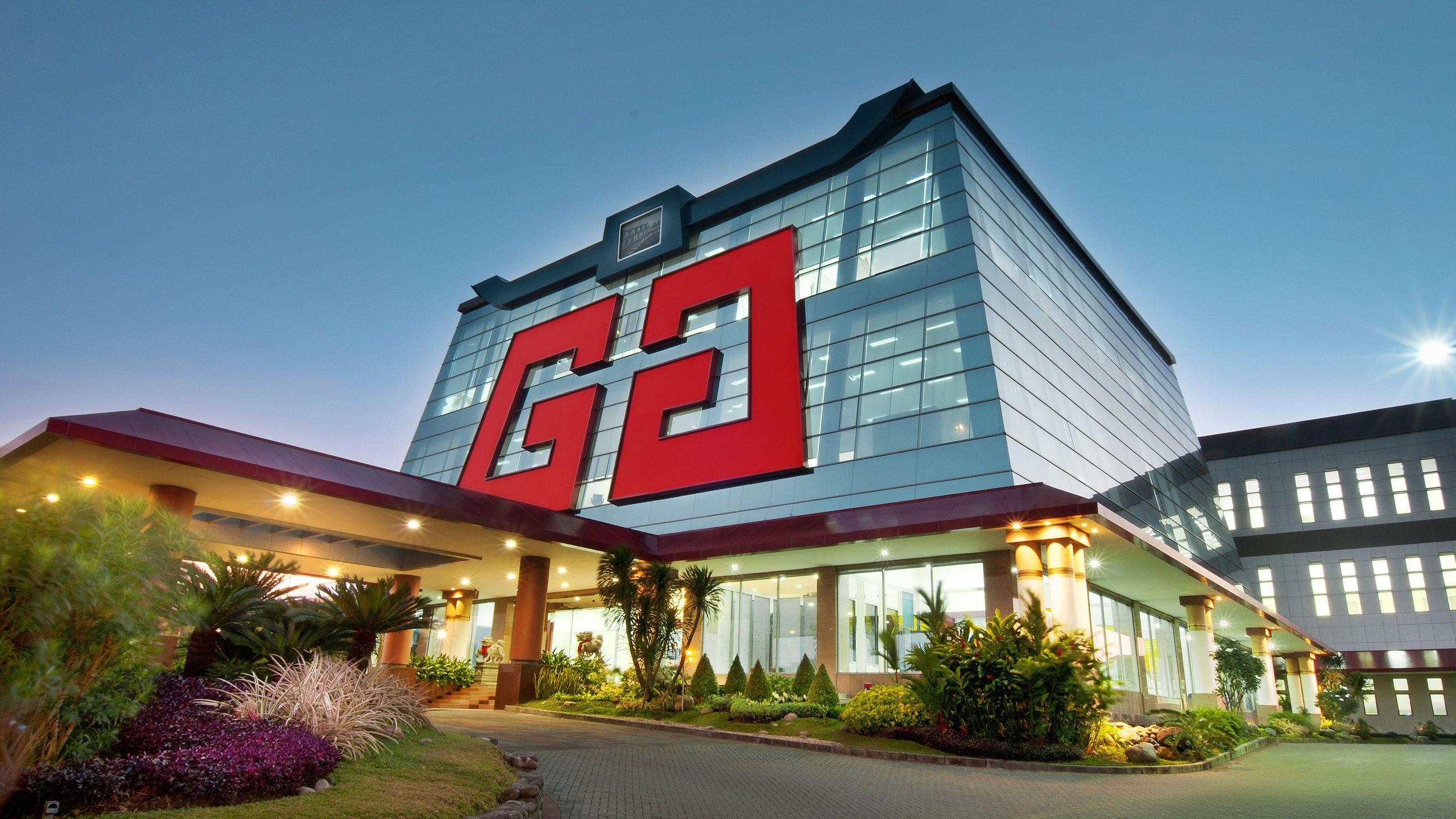 Kantor pusat perusahaan PT Gudang Garam di Kediri © Kediripedia.com