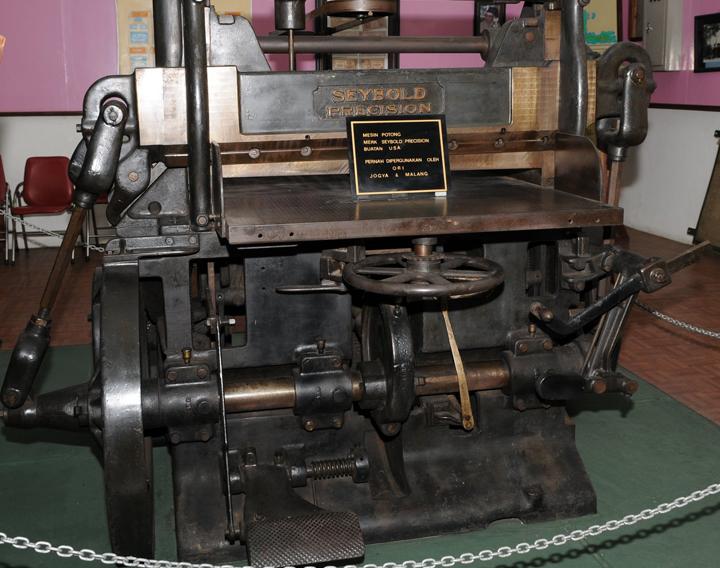 Mesin Pencetak ORI