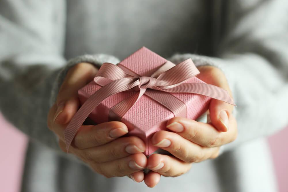 Membuka Hadiah di India