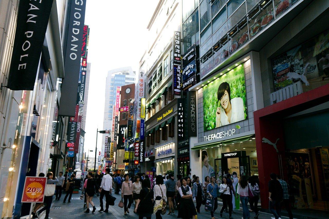 Satu sudut Seoul   Pixabay.com