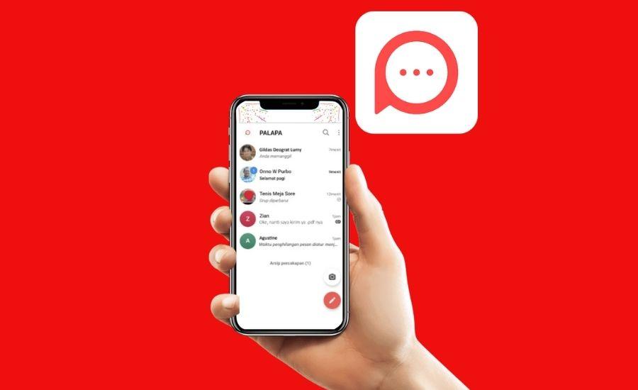 Palapa-aplikasi PeSankita Indonesia