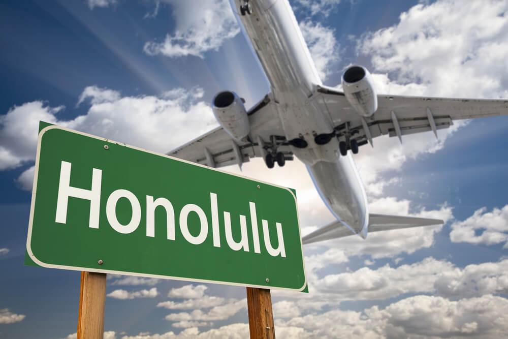 Bandara Frans Kaisiepo Punya Rute Langsung Hawaii