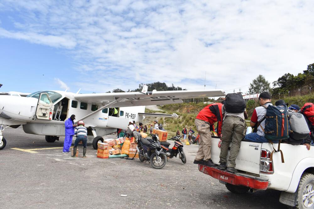 Bandara Perintis di Papua