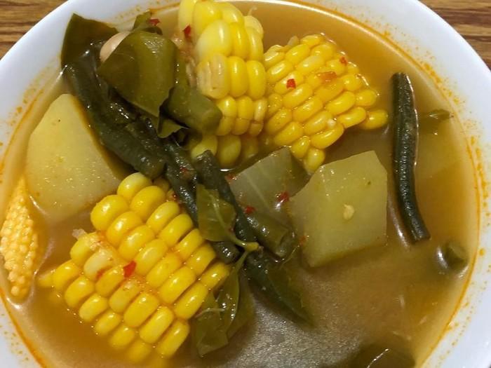 Sayur asem | detikfood
